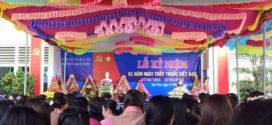 Lễ 27/2 ngày thầy thuốc Việt Nam tại TTYT Quế Sơn